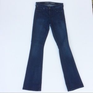 COH MidRise Bootcut Amber Jeans 27